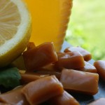 Honey & Lemon Sore Throat Drops