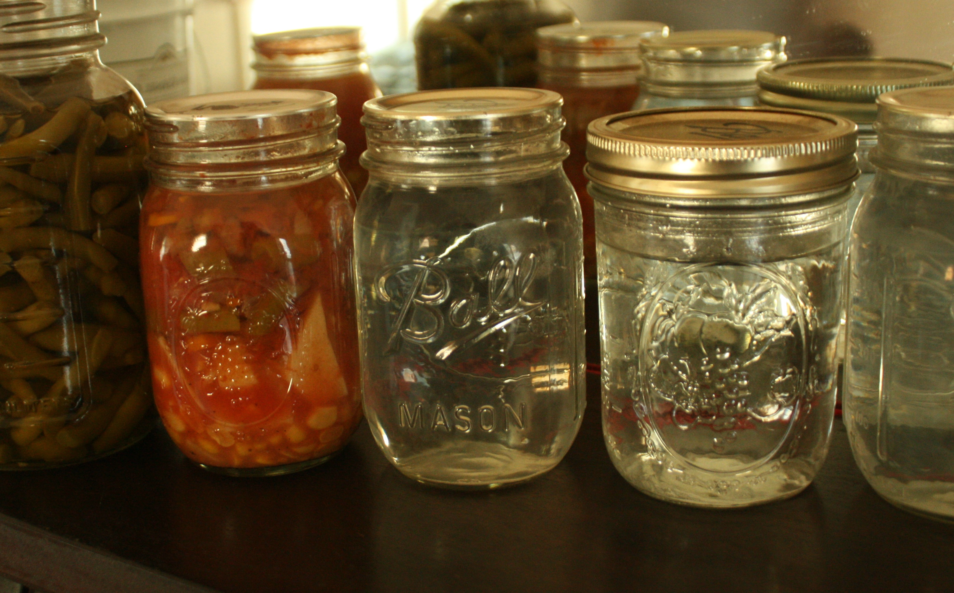 canning water for emergency preparedness