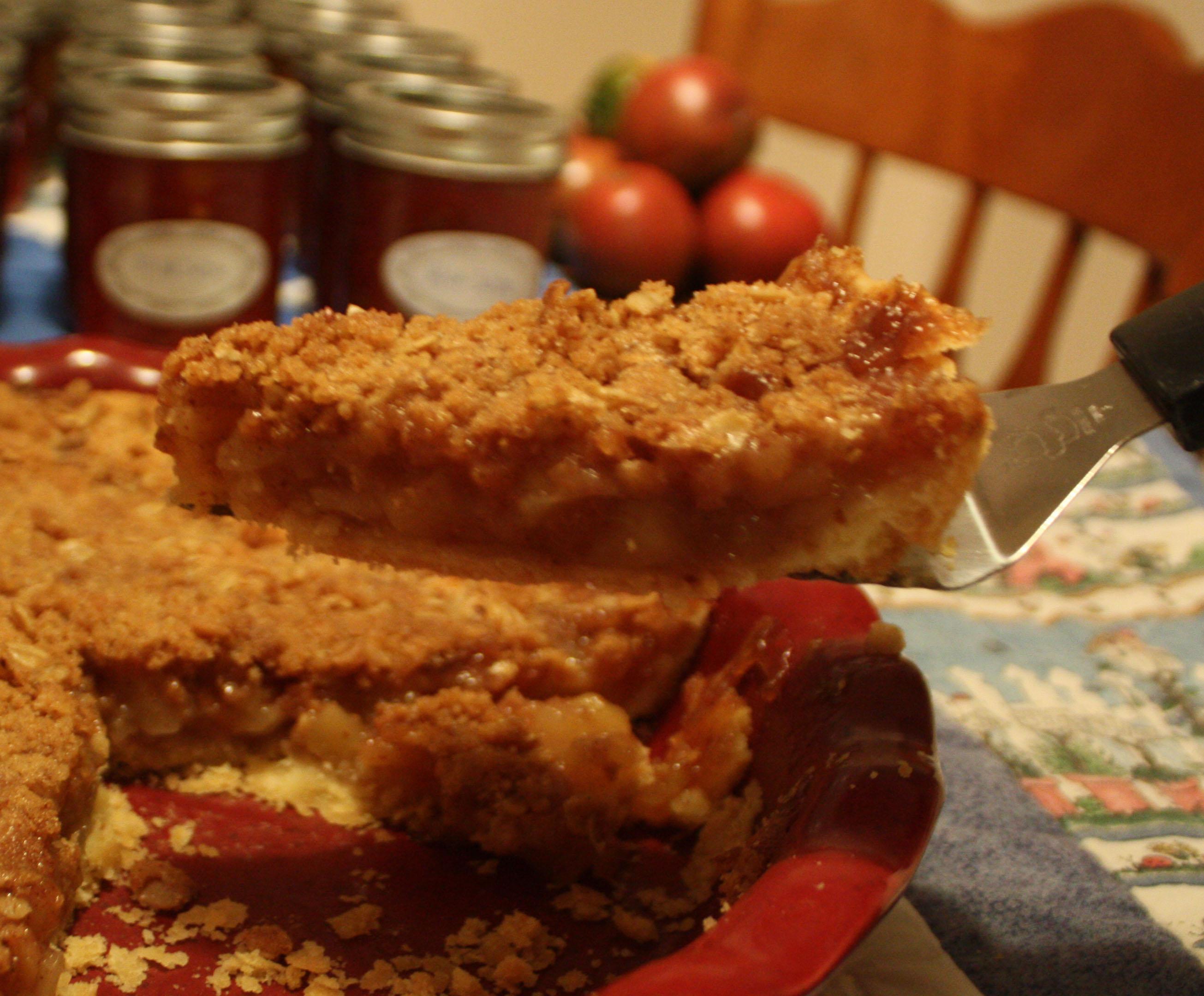 Old-Fashioned Apple Pie Recipe — Dishmaps