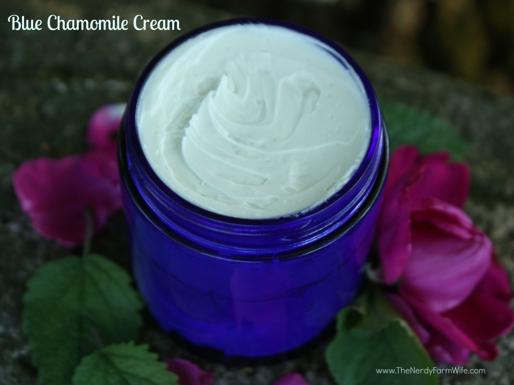 Blue chamomile Cream