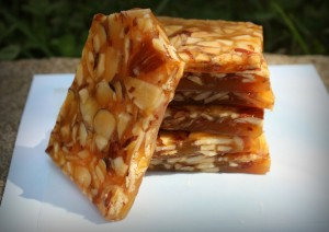 honey nut brittle