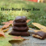 Honey Butterfinger Bites
