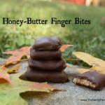 Honey Butterfinger Bites