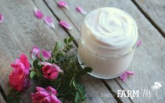 DIY Rose Face & Body Cream Recipe