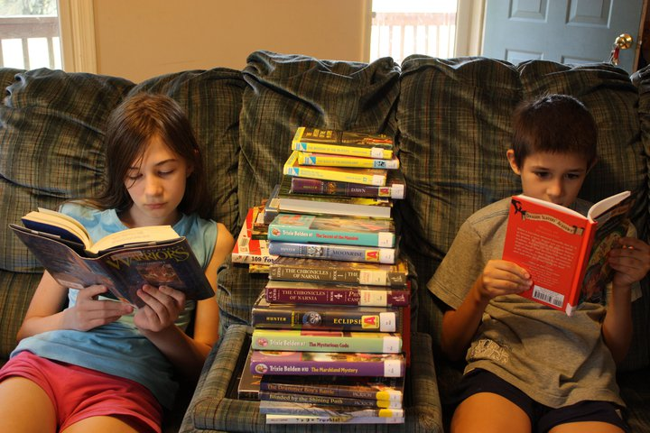 Homeschooling For Almost Free The Nerdy Farm Wife