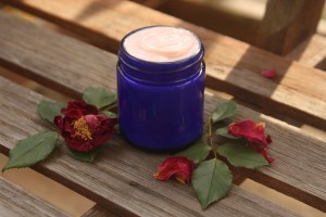Rose Face & Body Cream Recipe
