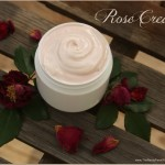Rose Face and Body Cream Recipe