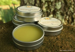 Recipe for Herbal Healing Salve using Organic Oils