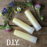 A complete guide to making your own DIY all natural lip balms. Customize the basic formula with your choice of nourishing oils, herbs and essential oils to design one of a kind creations. Vegan option included!