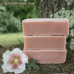 Hollyhock Flower Soap Recipe