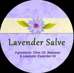 Lavender Salve png file