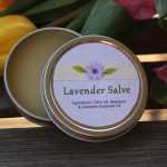 Lavender Salve (with labels)
