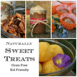 Naturally Sweet Treats Square 300 x 300