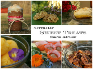 Naturally Sweet Treats eBook