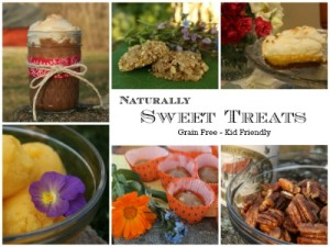 Naturally Sweet Treats eBook 400 x 300