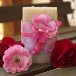 Rosa Rugosa Soap