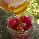 Rose Infused Honey