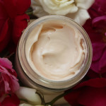 rose face and body cream