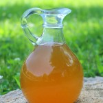 Easy Ginger Honey Syrup