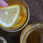 Ginger Lemon Honey Tonic for Colds & Flu