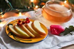 Hawthorn Tea for the Winter Heart
