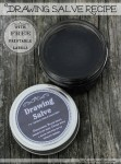 Recipe for Black Drawing Salve