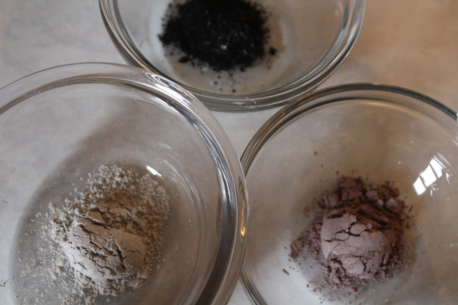 Clays for Funnel Soap