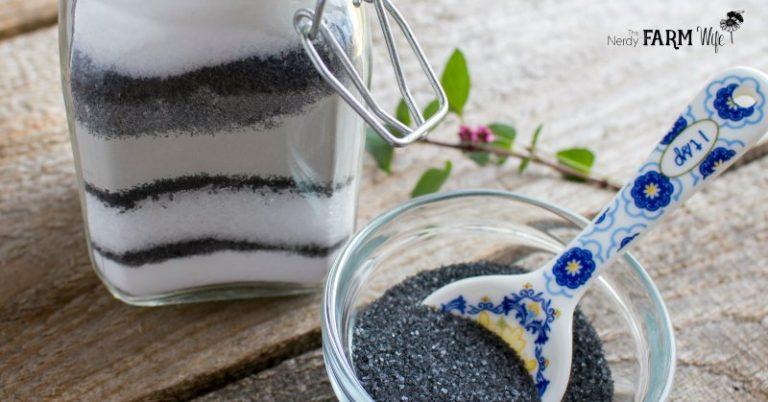 Detox Bath {supercharge your Epsom salt bath!}