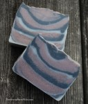 Natural Clay Soap Using Funnel Pour Method