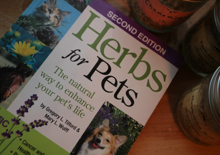 Herbs for Pets Book