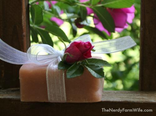 Aloe Rose Soap