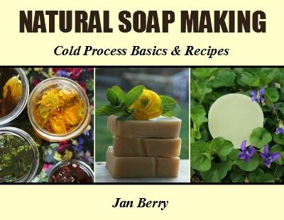 Natural Soap Making ebook Palm Free Cold Process Basics