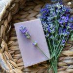 How to Make Handmade Lavender Soap