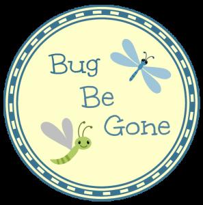 Bug Be Gone Label