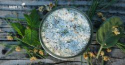 Sore Muscles Soak with Epsom Salt & Herbs