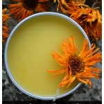 a tin of calendula salve