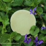 Violet Leaf Soap Cold Process Recipe Palm Free