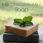Milk Chocolate Mint Soap Recipe
