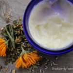 Homemade Lotion or Cream for Leg Cramps and Growing Pains