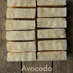 Avocado Shampoo Bars Recipe - Palm Free Hot Process Soap