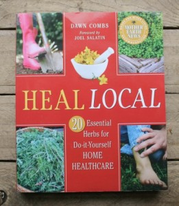 Heal Local Book by Dawn Combs