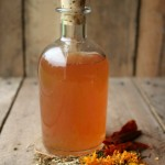 Herbal Liniment Recipe from Heal Local book