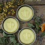 Learn How to Make Your Own Herbal Intensive Lotion Bars to Heal Dry, Sore & Cracked Hands