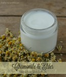 Chamomile and Elder Sensitive Skin Lotion Recipe