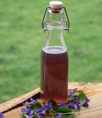 Violet-Flower-Syrup
