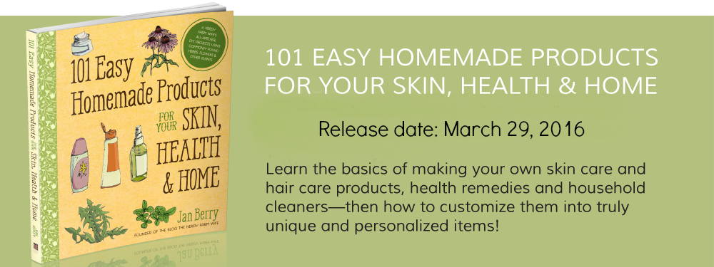 101 Easy Homemade Products Release Date March 29 2016