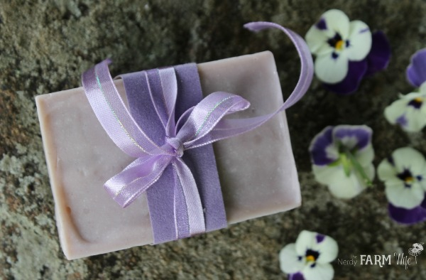 10 Things to Make With Lavender - Lavender Soap Recipe