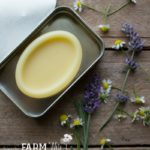 10 Ways to Use Lavender - Lotion Bar Recipe