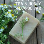Chamomile Tea & Honey Shampoo Bars Recipe