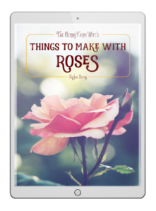 Things to Make With Roses